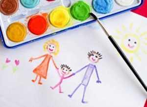 Стихи о детях и для детей
