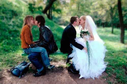 Отношения в гражданском браке между мужчиной и женщиной