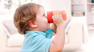 как отучить ребенка в 2 года от бутылочки ночью