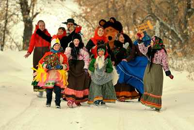 традиции и обычаи на Рождество