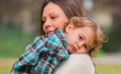 как помериться со своим ребенком