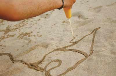 игры на пляже с ребенком 3 лет