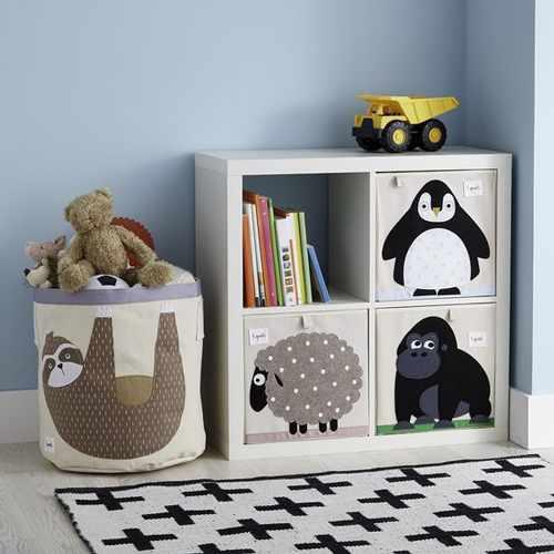 идеи хранения детских игрушек 9