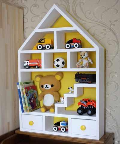 как хранить игрушки в детской без бардака 6