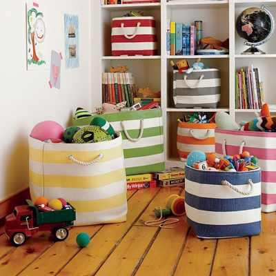 как хранить детские игрушки идеи 7