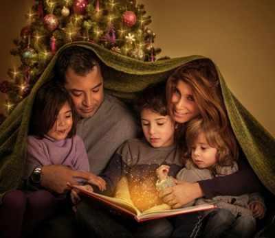 Как подготовиться к Новому году за месяц сказки