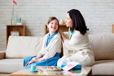 как научить родителей помогать ребенку в учебе