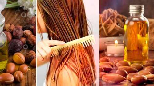 Аргановое масло для кончиков волос какое лучше