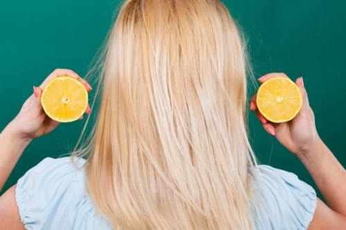 масло лимона для здоровья волос