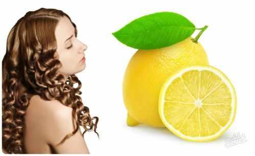 масло лимона маска для волос