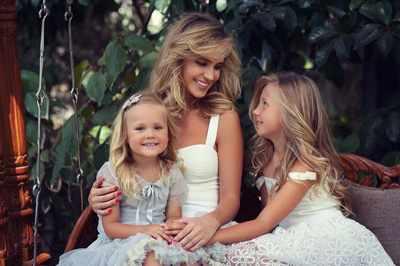 Певица Глюкоза и дети