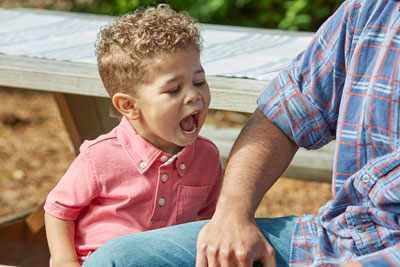 Почему малыши кусаются в садике
