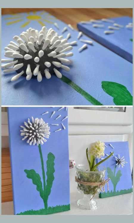 летние поделки для детей в садик 4