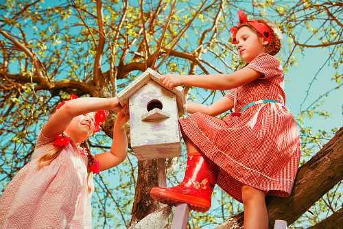 загадки про весну для детей 4-5 лет