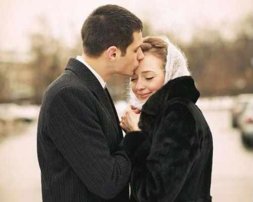 Признаки мужской любви