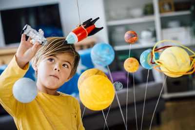 о космосе для детей 6-7 лет