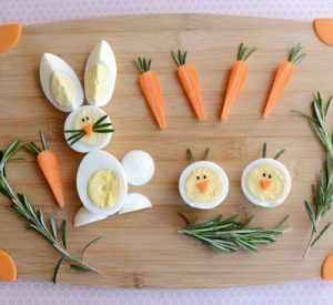 дети с удовольствием едят овощи 3