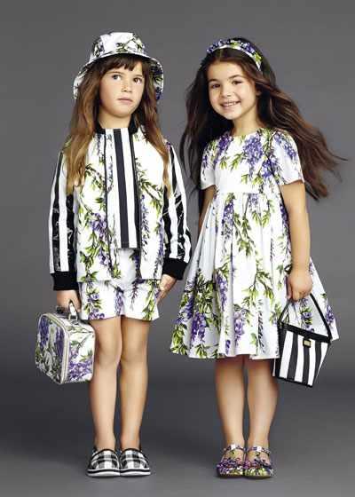 Современная детская мода 2