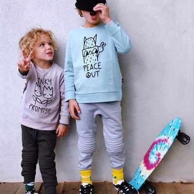 Современная детская мода 3