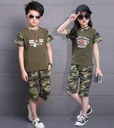 Современная детская мода 7