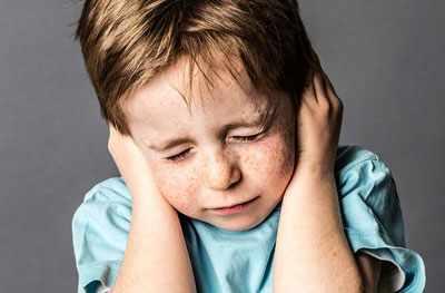 поведение тревожных детей