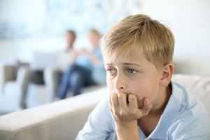 Тревожное поведение ребенка что делать