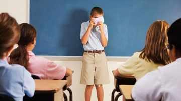 Тревожное поведение ребенка что делать родителям