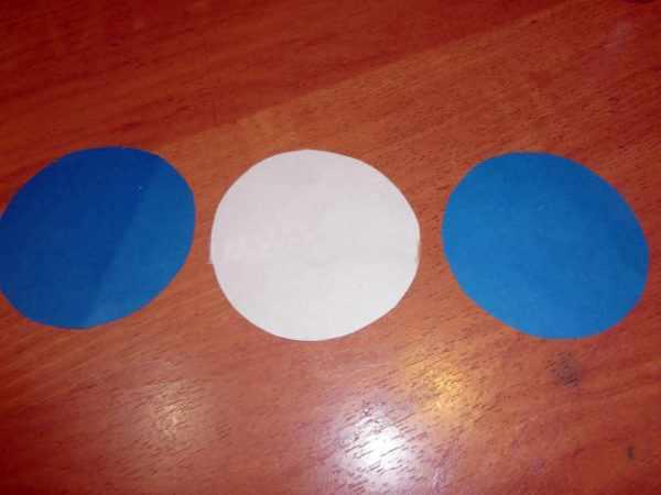 Три круга для фуражки