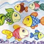 Рыбки задание по математике