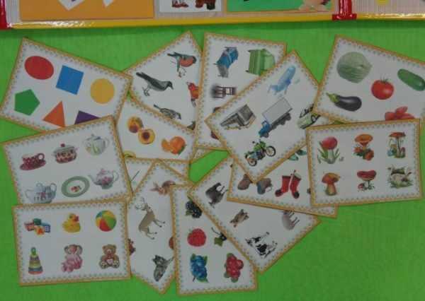 Карточки для игры «Назови одним словом»