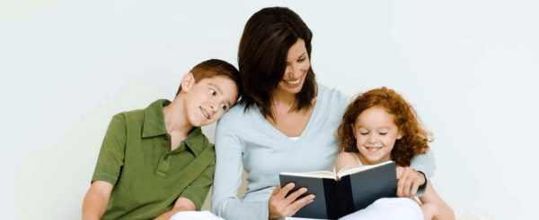 чтение как самый распространенный метод работы с книгой