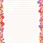 карточка розовая