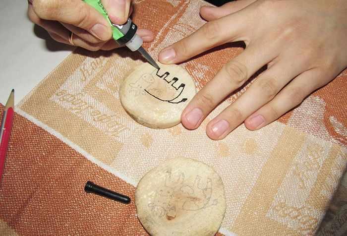 Изготовление детского лото из дерева