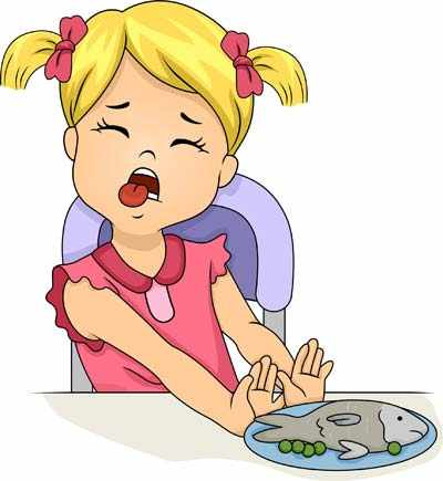 почему ребенок не хочет есть